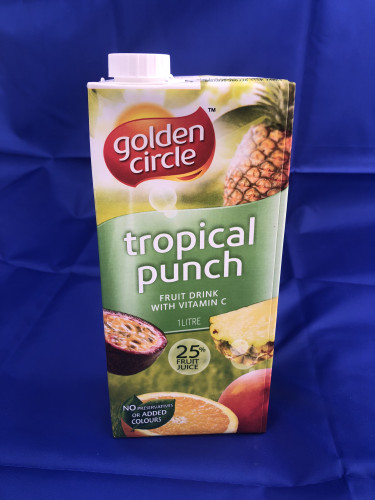 Golden Circle Tropical Punch