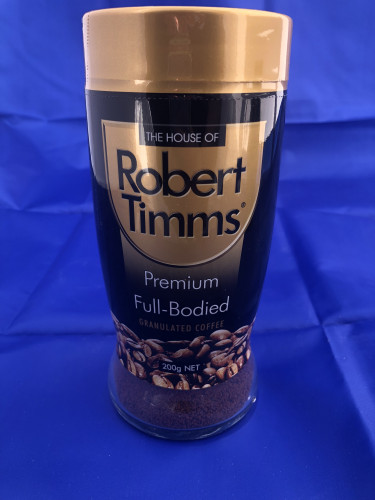 Robert Timms Premium Full-Bodied Coffee