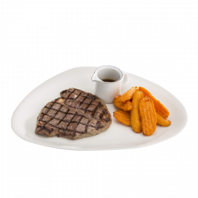 300g Rump Steak (2888kJ)